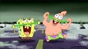 SpongeBobAndPatrickWithMustaches