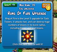 Ringfire unlock btd4