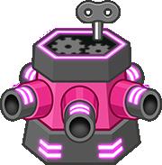 Mechanical Tack Shooter