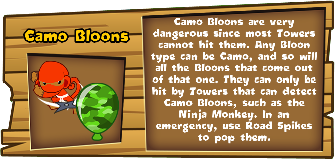 Camo Bloon | Bloons Wiki | FANDOM powered by Wikia