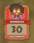 Uncommon Monkey Apprentice