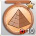 Pyramids Bronze