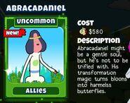 Abracadaniel