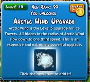 Arctic unlock btd4