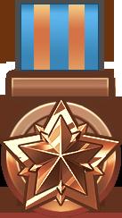 Bronze Mastery BTD5 mobile