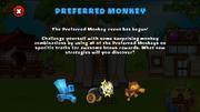 Preferred Monkey description