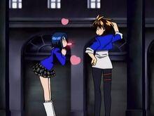 Train Meets Kyoko