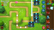Bloonsdaymobile