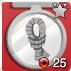 Battle Knot Silver