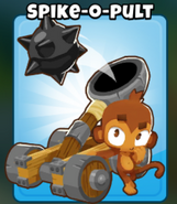 Spike Pult 6