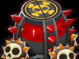 Spiked Mines