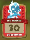 Uncommon Ice Monkey