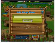 COOP game special argent