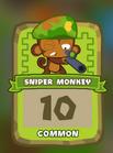 Common Sniper Monkey