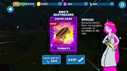 BMO's Skateboard