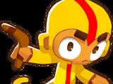 Faster Throwing (Boomerang Monkey)