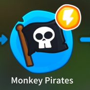 Monkey Pirates Icon BTD6