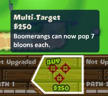 Multi Target