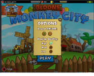Option Menu