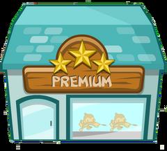 Premium Store Building