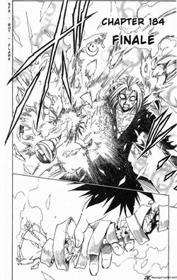 Chapter 184's Cover