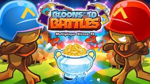 BloonsTD Battles Gameplay