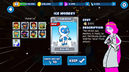 Ice Monkey BATTD