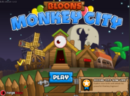 Monkey City Halloween
