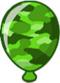 Camo Bloon