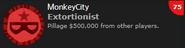 Extortionist