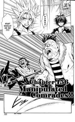 Chapter 156's Cover