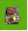 Level 3 Bomb Range