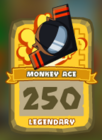 Legendary Monkey Ace