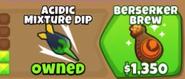 Acidic icon