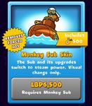 MonkeySubSkin