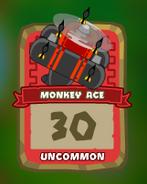 Uncommon Monkey Ace