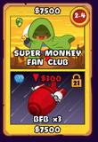 Card Dart Monkey 2-4