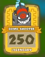Legendary Bomb Shooter