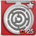 Maze Silver