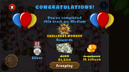 Advanced Medium Challenge Monkey
