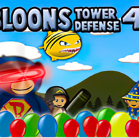 Bloons Tower Defense 4 Thumbnail