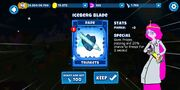 Iceberg Blade