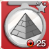 Pyramids Silver