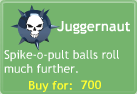 Juggernaut BTD3 Button