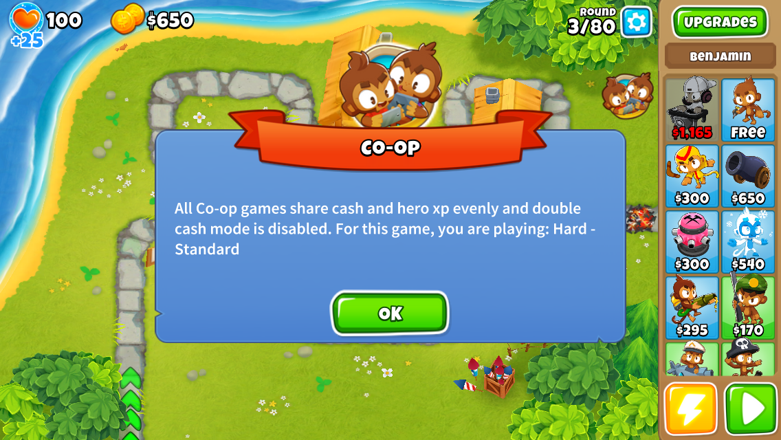 Co-Op Mode (BTD6) | Bloons Wiki | FANDOM powered by Wikia