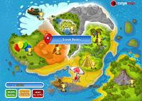 Sneak Peaks Map