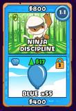 Card Ninja Monkey 1-1