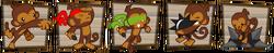 Icon Dart Monkey P1