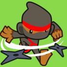 5.Ninja Monkey