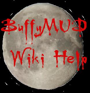 BuffymudWikiHelp
